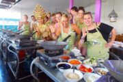 Thailand Tours cookery class