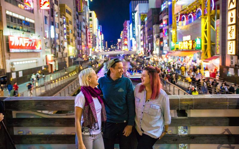 13 day japan tour