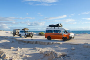 west coast australia tour