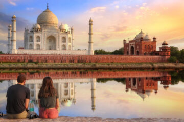 14 Day India Tour taj mahal